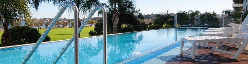 Pool Facilities | Perth Hotel | Crowne Plaza Perth