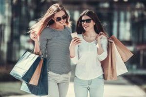 Shop Till you Drop in Perth
