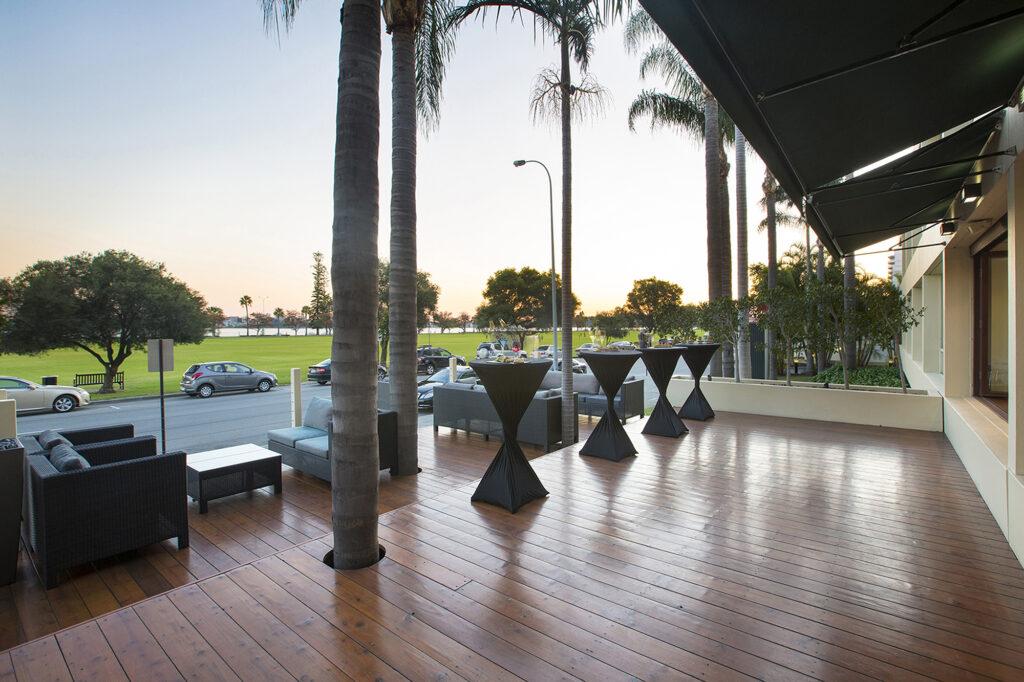Gusti Terrace Crowne Plaza Perth
